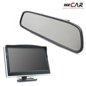 순정형 LCD 룸미러모니터 거치형 모니터 후방카메라용