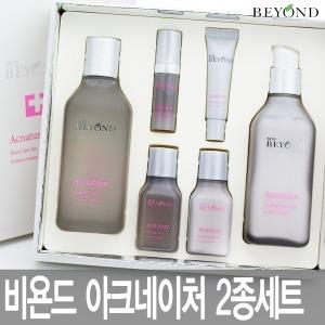 비욘드 아크네이처 기초 2종세트 / 스킨+로션+여행용