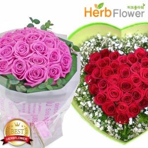 축하꽃다발꽃상자꽃바구니 생일선물 전국당일꽃배달