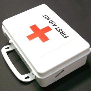 벽걸이 거치형 구급함-구급 약 통 비상약 케이스 상자