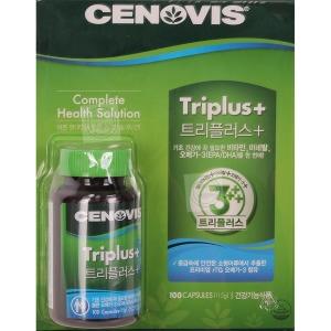 세노비스 트리플러스 1150mg x 100캡슐 종합비타민
