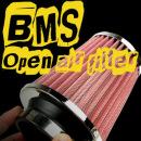+++[BMS]오픈형 필터(클래스2700)+++정통 스타일/70mm/터보/건식/흡기{곰스피드}