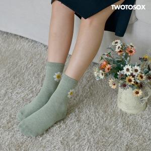 가을시즌 면패션양말 6켤레 투투삭스 남녀양말