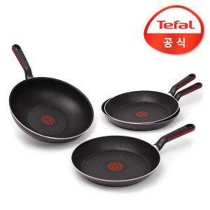 테팔 소프트 후라이팬 24~30cm/스마트배송