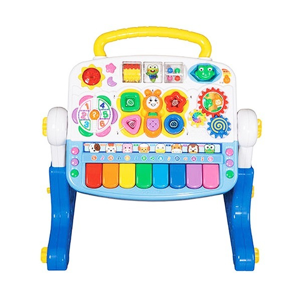 에듀테이블/아기체육관/아기걸음마/학습테이블/피아노