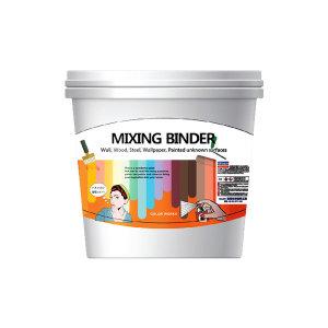 (메가 동서화학) 믹싱 바인더 18L 젯소 바인다 수성
