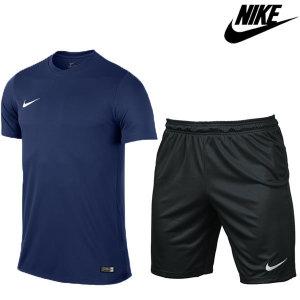 나이키  축구 유니폼 7부 티셔츠 반바지 축구복