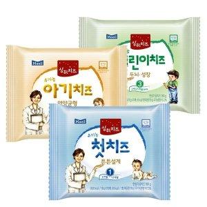 매일 상하 아기치즈 본품60매/첫치즈/어린이치즈/아기간식