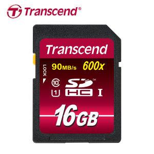 MLC 트랜센드 SDHC Class10 600X UHS-1 16GB