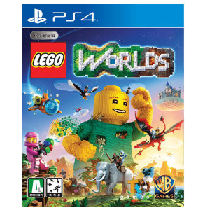 뉴클리어(PS4) 레고 월드 (한글판) LEGO WORLDS
