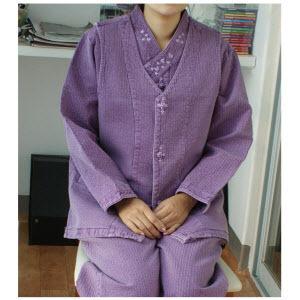 가을겨울공용/생활한복/계량한복/법복/아빠옷/엄마옷