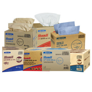 유한킴벌리 와이프올 산업용 와이퍼 (정품) 무료배송