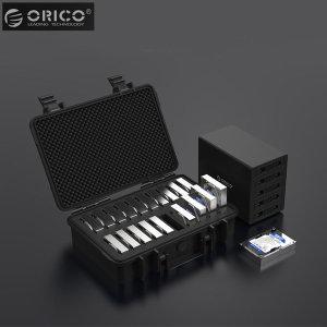 ORICO PSC-L20 3.5형 HDD 20단 하드보관함 충격방지