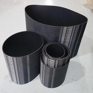 타이밍벨트/510L~900L(폭30mm)/산업용타이밍벨트
