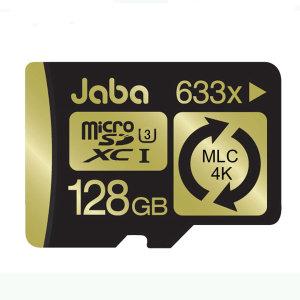 JABA MicroSDXC 128GB U3 4K MLC 메모리카드