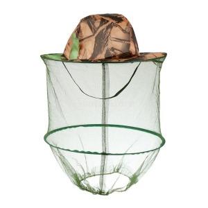 안티-모기 그물 야외 낚시 모자 얼굴 보호대 양봉용