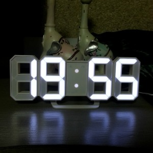 LED벽시계/디지털벽시계/LED시계/전자시계/벽걸이시계