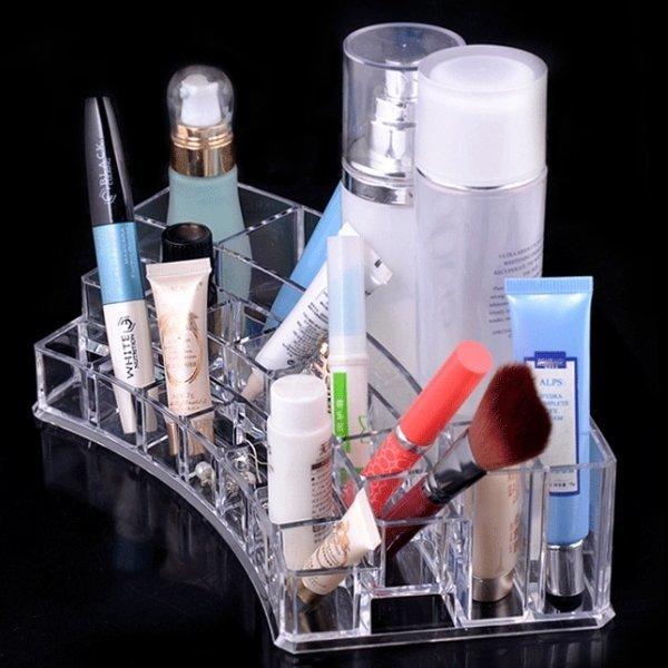 립스틱 화장품 보관대-보관함 정리함 수납대 케이스