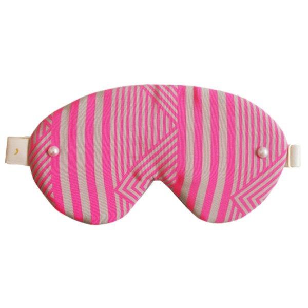 sunny silk sleep mask