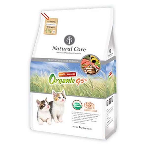 네츄럴코어 캣 유기농 95% 멀티프로테인 5.6kg