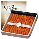 (상주곶감대가) 상주곶감 선물용 건시 1.5kg(35-42과)(아이스박스+보자기동봉)