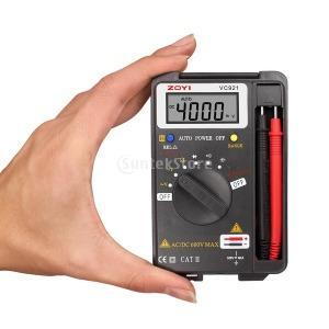 특가LCD디지털 멀티미터 테스터기AC/DC전류 전압 측정