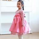 꼰띠키즈 분홍철릭한복 아동한복/여아한복