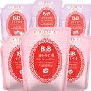 비앤비 유아세제 1300ml x3/6팩/섬유유연제/아기세제