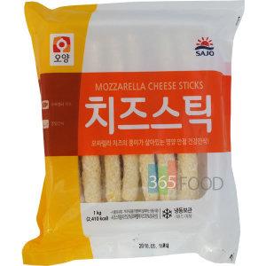 사조오양 치즈스틱 1kg