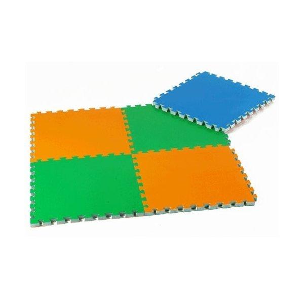 병장무늬 조립식매트/일반칼라매트-100x100x2.4cm 1장