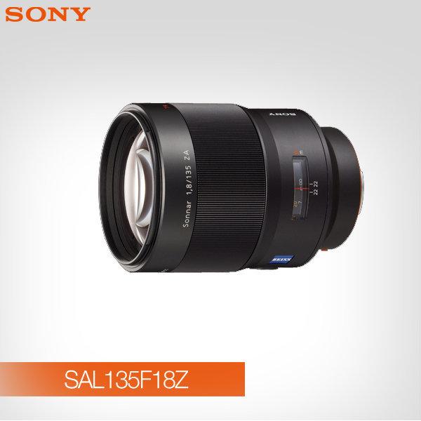 (히든) 소니 정품 SAL135F18Z T 135mm F1.8 ZA