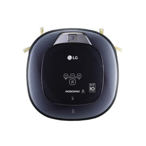ES  재고확보  로보킹 터보+ 트리플아이 로봇청소기 VR6480VMNC  오션블랙