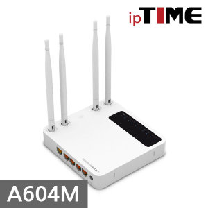 IPTiME A604M아이피타임 유무선인터넷공유기 와이파이