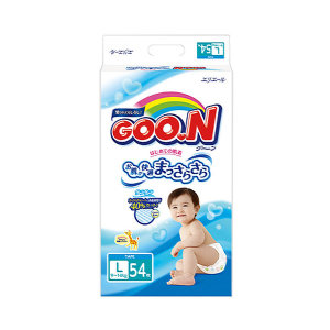 GOON_밴드형기저귀대형_54매