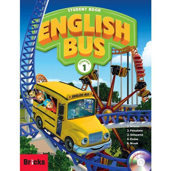 English Bus Starter 1 SB  BRICKS   Jamie Greene