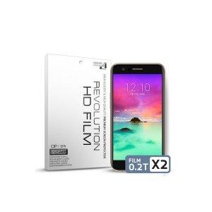 레볼루션HD 올레포빅 고광택 액정보호필름 LG X400-프로텍트엠 무료배송