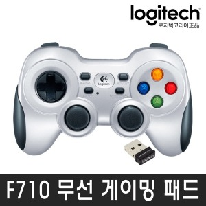 로지텍 정품 F710 무선 게임패드 컨트롤러 조이패드
