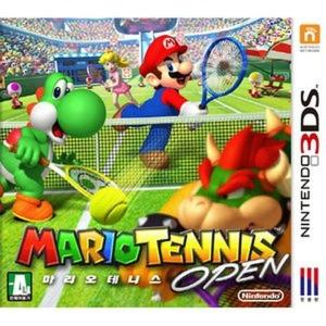 닌텐도 3DS 2DS 마리오테니스 오픈 정발새제품