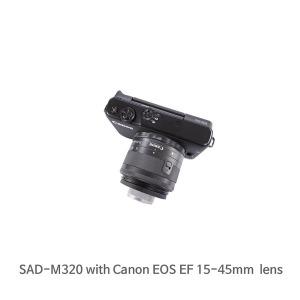 캐논 미러리스 EOS M 시리즈 전용 접사 렌즈 SAD-M320