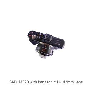 파나소닉 미러리스 카메라 전용 초 접사 렌즈