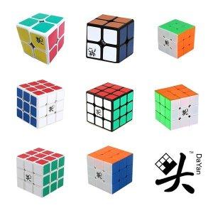 다얀 잔츠 구홍 스피드 큐브 3X3 2X2 시리즈 총집합