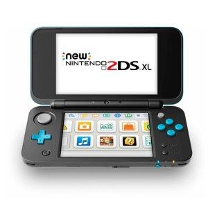 뉴 닌텐도 2DS XL- 아답터포함 (3DS) 한국판 중고