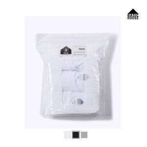 베이직하우스 순면라운드반팔티셔츠3PCS HRTS0101