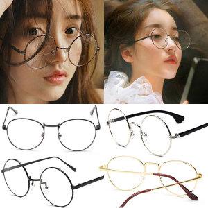(2+1 모자증정) 패션 안경테 선글라스 안경 뿔테 철테