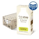 상하목장 유기농우유 200ml 24팩/멸균우유/매일우유