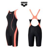 아레나 여성 일반 반신 원피스 수영복 (ATSPL24) BLK