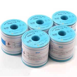 서울합금 RS60-1.0mm(SN60) 1kg/BNF/일반납/5EA 할인
