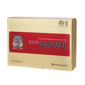 홍삼정차(100포)