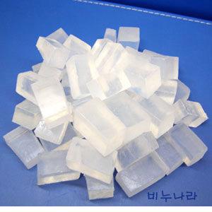 비누나라/투명화이트비누베이스/20kg/무료배송