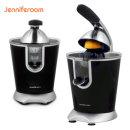 전자동 오렌지 착즙기 JR-OJ616SB 블랙/시트러스프레스/레몬/자몽/에이드메이커/원액기